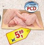 Skrzydełka z kurczaka PCD