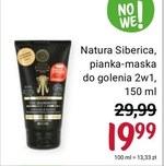 Pianka do golenia Siberica