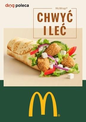 Chwyć i leć w McDonald's