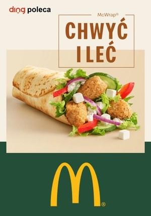 Gazetka promocyjna McDonald's - Chwyć i leć w McDonald's