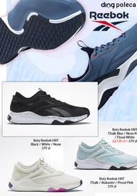 Gazetka promocyjna Reebok - Zobacz buty od Reebok!  - ważna do 20-08-2021