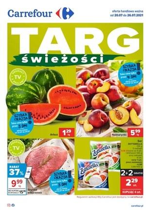 Gazetka promocyjna Carrefour - Targ świeżości - Carrefour