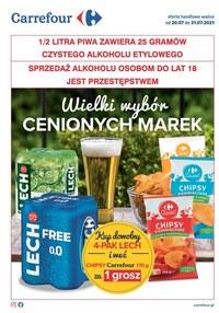 Gazetka promocyjna Carrefour - Wielki wybór cenionych marek - Carrefour