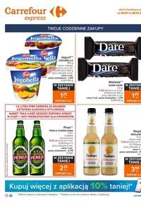 Gazetka promocyjna Carrefour Express - Twoje codzienne zakupy - Carrefour Express - ważna do 26-07-2021
