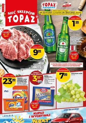 Gazetka promocyjna Topaz - Topaz - nowa oferta promocyjna