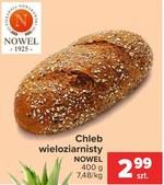 Chleb wieloziarnisty Nowel