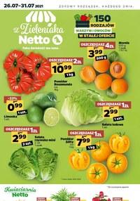 Gazetka promocyjna Netto - Oferta spożywcza Netto!