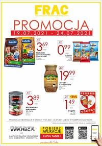 Gazetka promocyjna FRAC - Frac - nowa oferta promocyjna - ważna do 24-07-2021