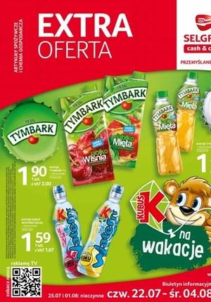 Gazetka promocyjna Selgros Cash&Carry - Extra oferta w Selgros Cash&Carry!
