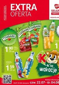 Gazetka promocyjna Selgros Cash&Carry - Extra oferta w Selgros Cash&Carry! - ważna do 04-08-2021