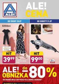 Gazetka promocyjna Aldi - Ale obniżka w Aldi - ważna do 31-07-2021