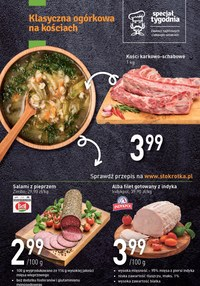 Gazetka promocyjna Stokrotka Supermarket - Stokrotkowe hity na nowy tydzień