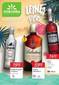 Gazetka promocyjna Stokrotka Supermarket - Letnie alkohole w Stokrotce - ważna do 18-08-2021