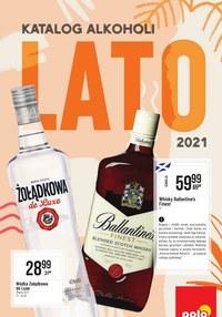 Gazetka promocyjna POLOmarket - Letni katalog alkoholi Polomarket - ważna do 17-08-2021