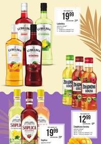 Gazetka promocyjna POLOmarket - Letni katalog alkoholi Polomarket