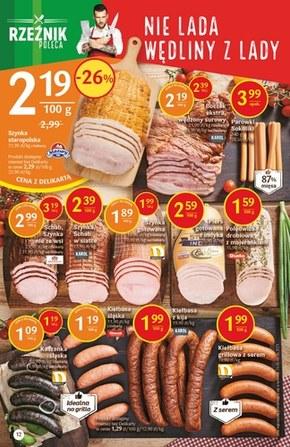 Delikatesy Centrum - tydzień wybornych mięs i wędlin