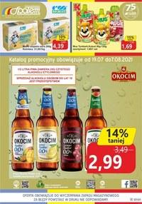 Gazetka promocyjna PSS Społem Gniezno - Hity promocyjne w Społem Gniezno