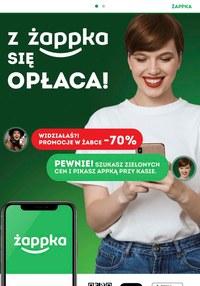 Gazetka promocyjna Żabka - Napoje że WOW, w Żabce!