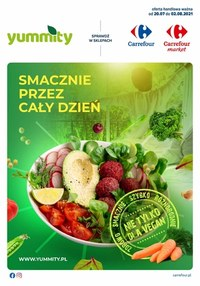 Gazetka promocyjna Carrefour Market - Carrefour Market - smacznie przez cały dzień - ważna do 02-08-2021