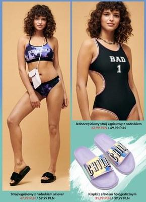 Cropp - oferta z kostiumami kąpielowymi!