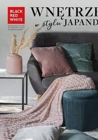 Gazetka promocyjna Black Red White - Wnętrze w stylu Japandi w Black Red White