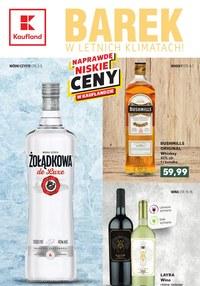 Gazetka promocyjna Kaufland - Barek alkoholowy Kaufland!