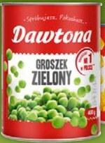 Groszek konserwowy Dawtona