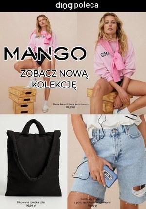 Gazetka promocyjna Mango - Nowa kolekcja w Mango