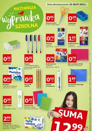 Gazetka promocyjna Auchan Hipermarket - Powrót do szkoły z Auchan!
