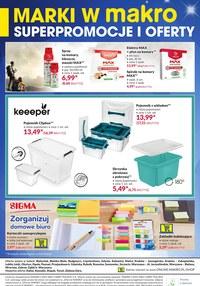 Gazetka promocyjna Makro Cash&Carry - Marki w Makro Cash&Carry