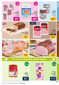 Gazetka promocyjna Carrefour - Carrefour - wyścig po zdrowie