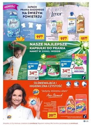 Carrefour - wyścig po zdrowie