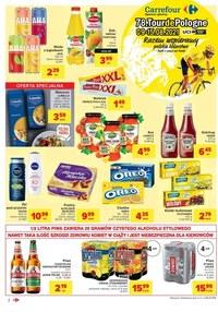 Gazetka promocyjna Carrefour Market - Wyścig po zdrowie - Carrefour Market