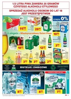 Wyścig po zdrowie - Carrefour Market