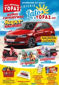 Gazetka promocyjna Topaz - Topaz - poznaj nową ofertę promocyjną