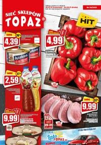 Gazetka promocyjna Topaz - Topaz - poznaj nową ofertę promocyjną - ważna do 04-08-2021