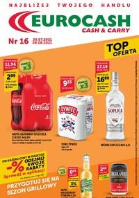Gazetka promocyjna Eurocash Cash&Carry - Eurocash Cash & Carry - nowa gazetka - ważna do 08-08-2021