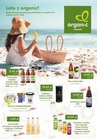 Gazetka promocyjna Organic - Lato z Organic! - ważna do 08-08-2021