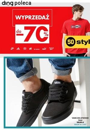 Gazetka promocyjna 50 style - Wyprzedaż do - 70% w 50 style!