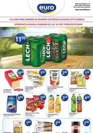 Gazetka promocyjna Euro Sklep - Nowa oferta w Euro Sklep!