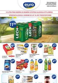 Gazetka promocyjna Euro Sklep - Nowa oferta w Euro Sklep!   - ważna do 10-08-2021