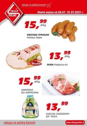 Sklep Polski - oferta handlowa