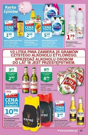 Auchan - rysuje się pobudka na piatkę!