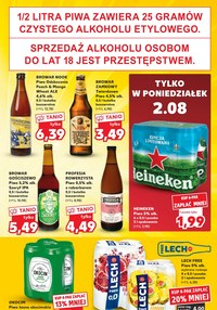 Gazetka promocyjna Kaufland - Kaufland - tanie lato na bogato!