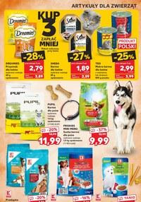 Gazetka promocyjna Kaufland - Oferta handlowa sieci Kaufland