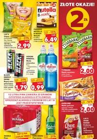 Gazetka promocyjna Kaufland - Kaufland - taniej kupujesz punkty zyskujesz