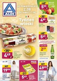 Gazetka promocyjna Aldi - Aldi - tydzień włoski