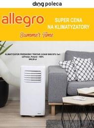Super ceny na klimatyzatory - Allegro