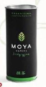 Herbata zielona Moya