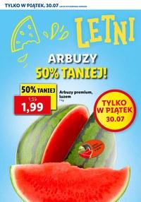 Gazetka promocyjna Lidl - Mniej plastiku w Lidlu!